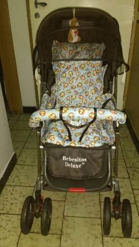334e3bf8e Coche para bebes bebecitos de luxe tipo paraguas (usado) en ...