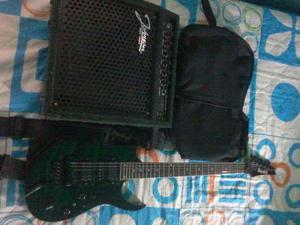 Guitarra electrica ibanez gio (combo)