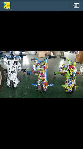 Triciclo electrico drifting bicicleta con motor juguete