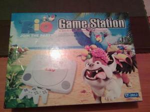Consola de juegos game station