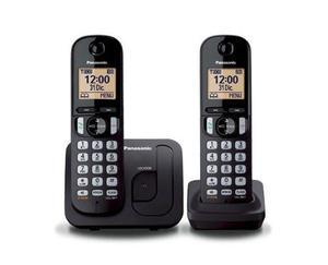 Teléfono inalámbrico panasonic combo de dos (02) unidades