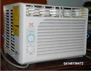 Aire acondicionado 8 mil btu daewoo nuevo 110v