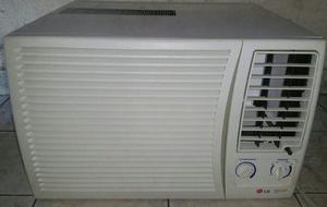 Aire acondicionado ventana 12000 btu marca lg 120 volts