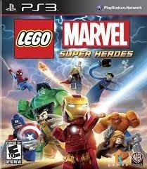 Lego marvel super heroes ps3 juegos digitales
