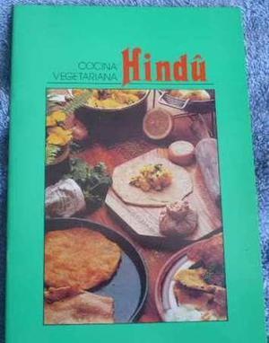 Libro de cocina vegetariana hindú