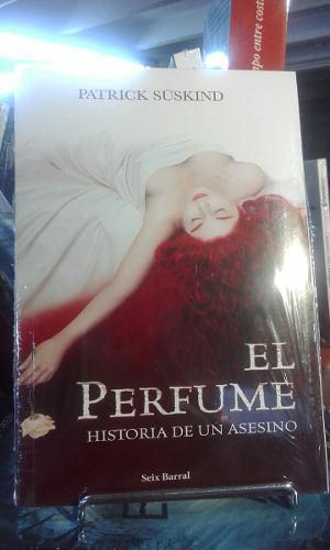 471bacf19d6 Libro fisico original el perfume: historia de un asesino