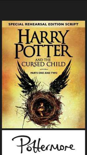 Libros de harry potter y james potter en digital pdf