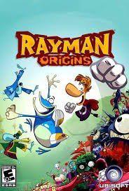 Rayman iorigins
