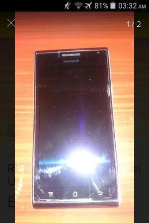 Huawei p1 como repuesto!