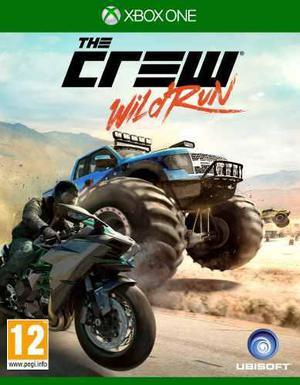 Juego the crew wild run edition para pc / xbox one / ps4