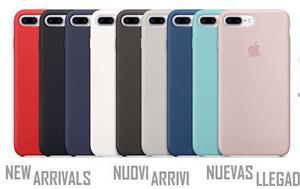 bfa45c76bc7 Silicone case apple iphone7 plus original estuche