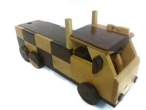 Domino madera modelo carro padre regalo juego mesa
