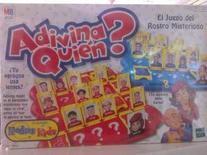 Juego De Mesa Adivina Quien En Venezuela Ofertas Diciembre