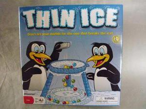 Juego De Mesa Thin Ice Original Juguete Kreisel Para Ninos En
