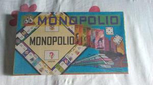 Monopolio Juego De Mesa Nuevo Sellado