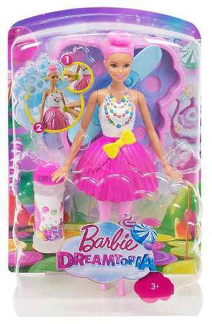 Barbie dreamtopia, original mattel, bubbletastic fairy doll
