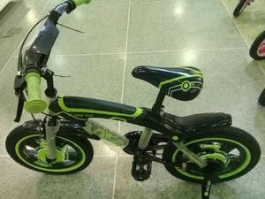 Bicicleta niños niñas rin 16 totalmente nueva