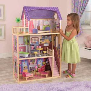 Casas muñecas con accesorios disponibilidad inmediata