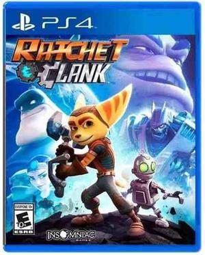 Ratchet & clank juego ps4 disco fisico vendo o cambio 2016!!