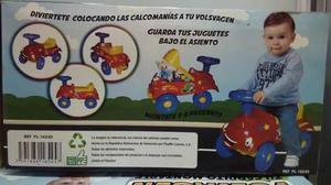 Carrito Carro Juguete Montable Ninos Nuevos Tienda Tj En Venezuela