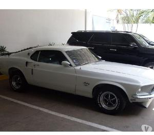 Ford mustang fast back 1969 importado