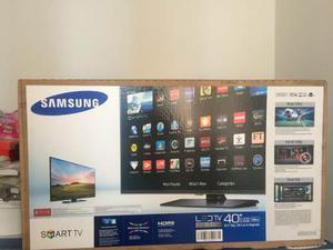 Smart tv samsung de 40