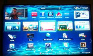 Tv smart tv, samsung de 40