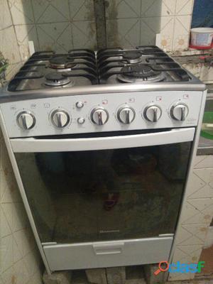 Cocina indurama 4 hornillas poco uso