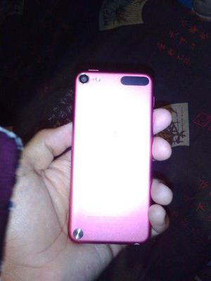 Ipod touch 5ta generacion 32 gb rosado