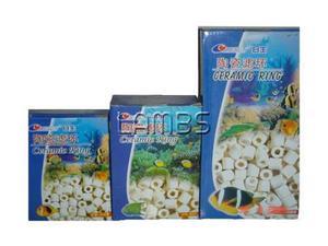Aros anillos de ceramica 250g filtros biologicos acuarios