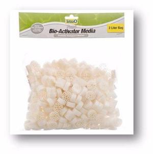 Bio-activador tetra paquete 30 uni acuario pecera