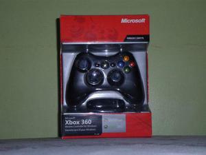 Xbox 360 control inalambrico para pc y consola