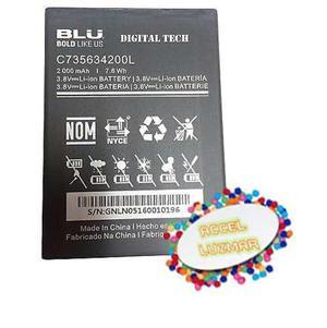 4bba2124532 Bateria pila blu dash m hd s110 c735634200l sabana grande