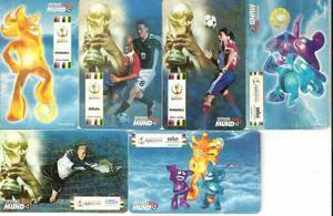 Serie mundial de futbol corea japon 2002