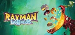 Rayman legends codigo xbox one / bumsgames