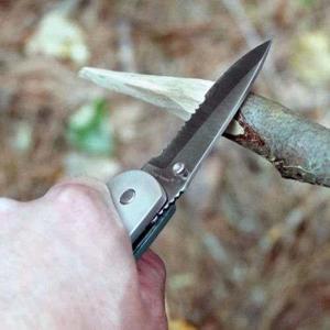 Herramienta de supervivencia / cuchillo tactico ridge runner