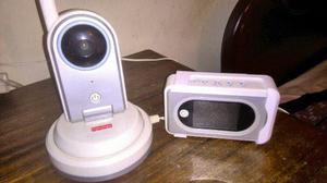 Monitor camara y sonido para bebe marca fisher price