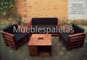 Muebles de paletas terra lux 2017 en Venezuela [ANUNCIOS mayo ...