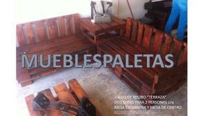 Muebles madera de pino