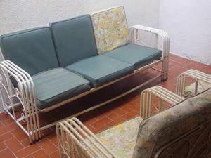 Muebles de jardin clasf for Muebles de jardin de hierro