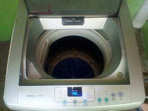 Vendo lavadora electrolux casi nueva de 8 kilos