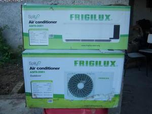 Aire acondicionado split frigilux 9000 btu 220v nuevo.
