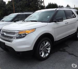 Ford explorer 2015 3.5l seguro incluido,bajo financiamiento