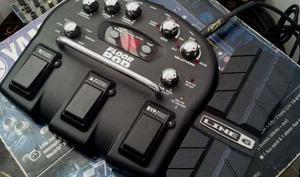 Floor pod line 6 pedal multiefectos