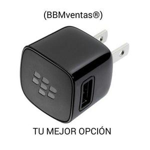 Cargador blackberry de pared / viajero (100% original)