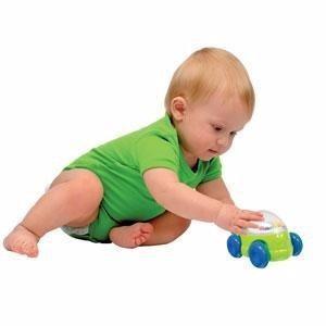 Carrito de juguete para bebés