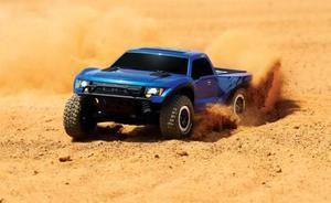 Ford f150 raptor svt traxxas