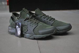 Kp3 zapatos nike air huarache verde militar caballeros en Venezuela ... b7ae3d624c4a7