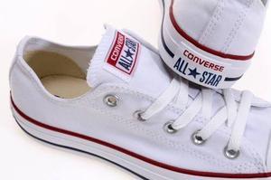 Zapatos converse blanca all star chuck tylor