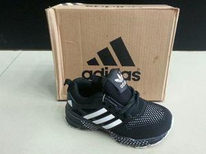 Zapatos adidas marathon niños ninas 25 al 30 565f6cb26921c